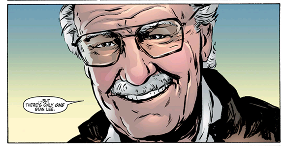 3 Stan Lee Comic Cameos - Part 1