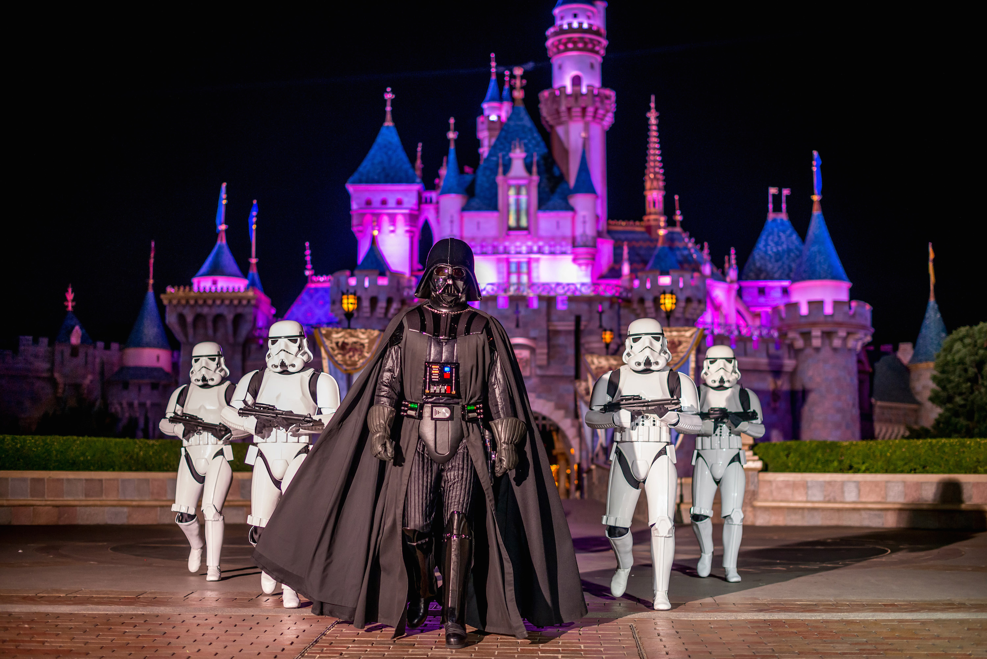 Star Wars: The Disneyland Experience