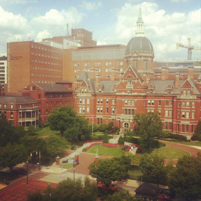 The Dome, Johns Hopkins Hospital - 2013