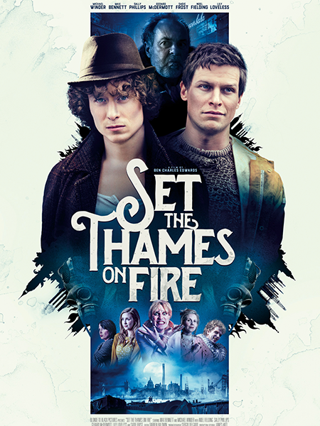 Set The Thames on Fire – Blonde to Black Pictures