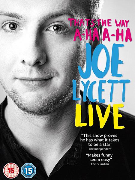 Joe Lycett Live – NBC Universal