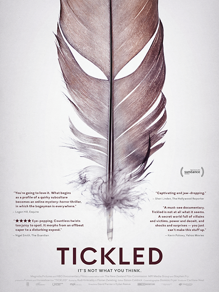 Tickled – StudioCanal UK