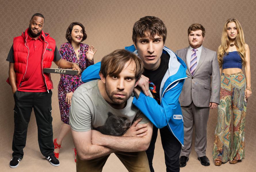Flat TV – BBC Three
