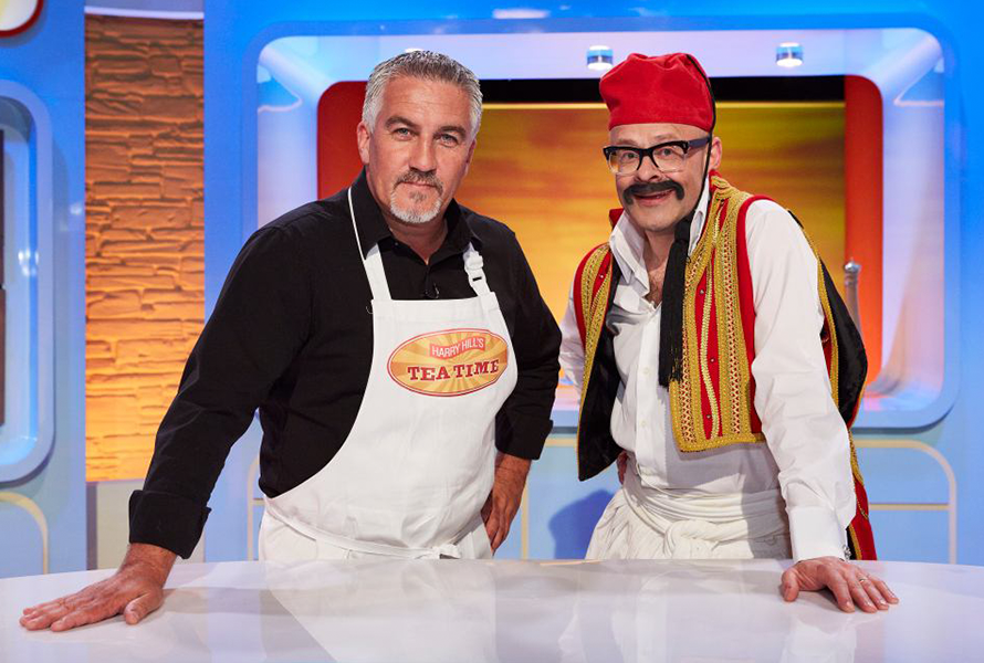 Harry Hill's Tea Time – Sky One/CPL/Nit TV