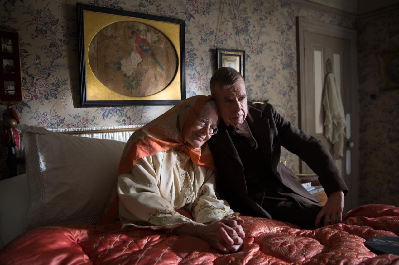 Film Publicity: Mrs Lowry & Son