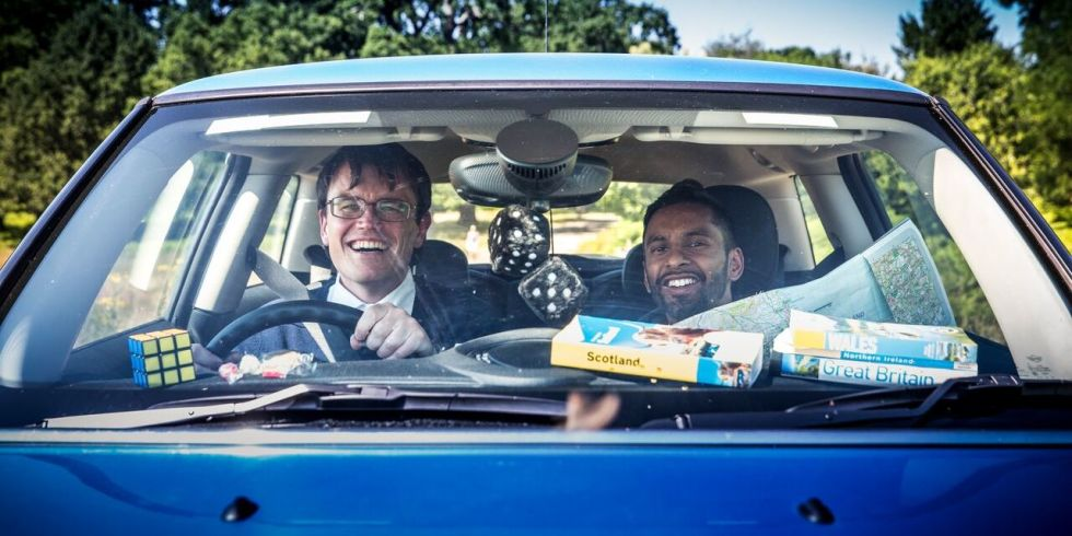 Monkman and Seagull's Genius Guide to Britain - BBC Two/Label1