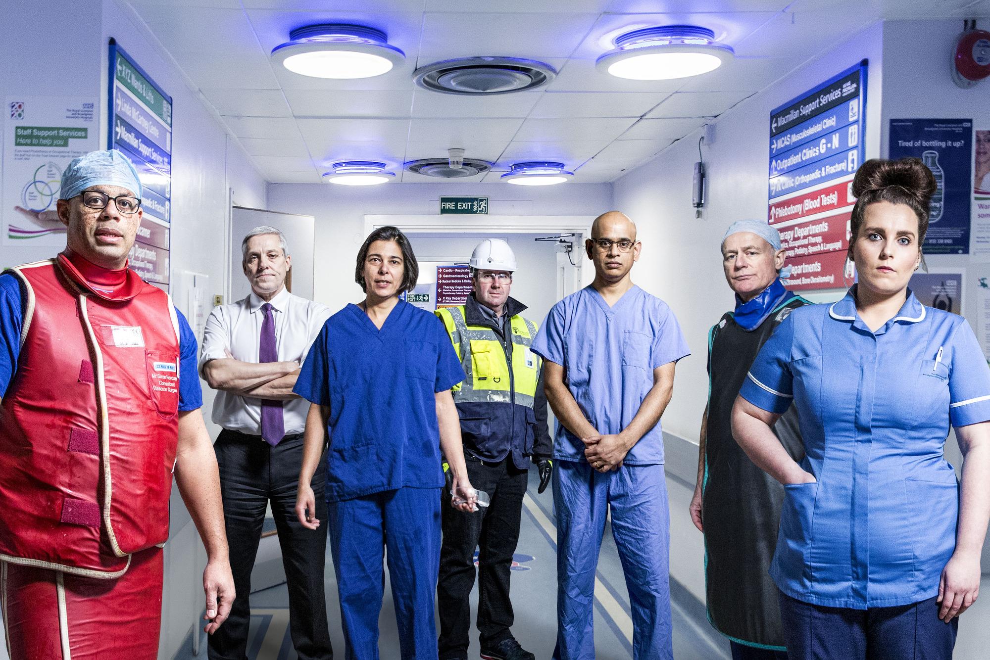 Hospital - Label1/BBC Two