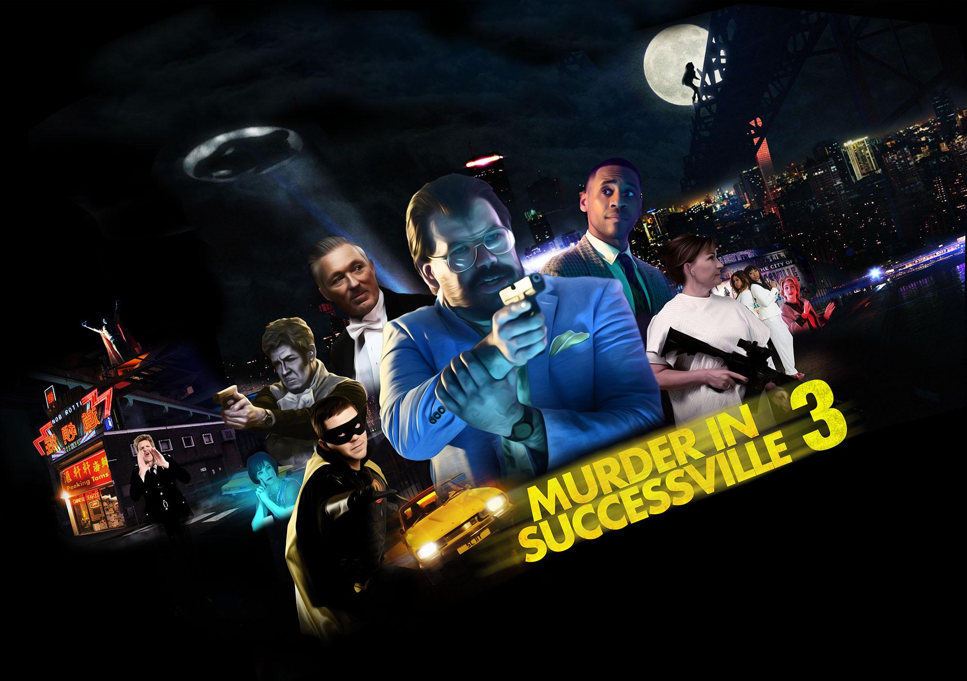 Murder in Successville - Tiger Aspect/BBC Three