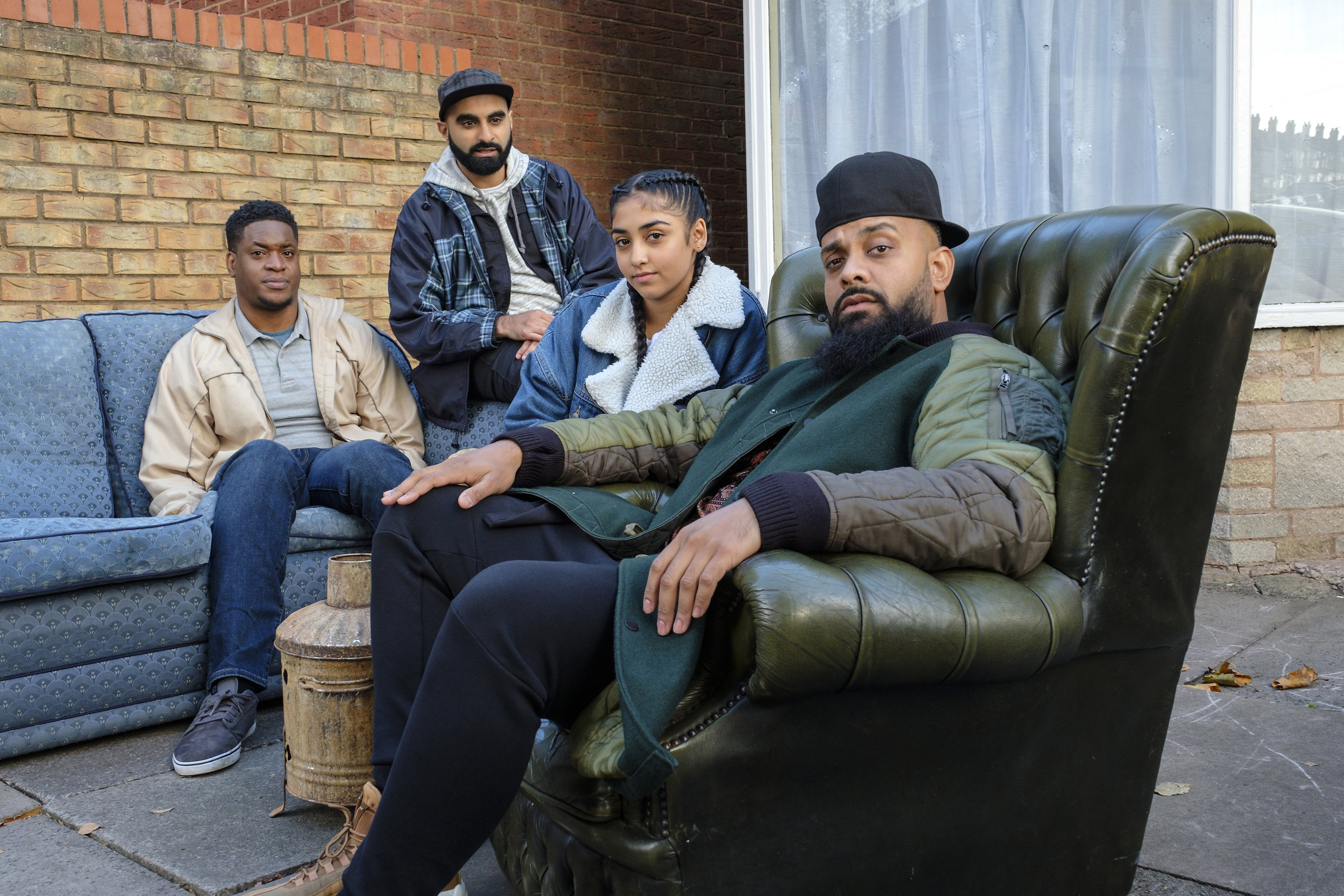 Man Like Mobeen Series 2 - Tiger Aspect/BBC
