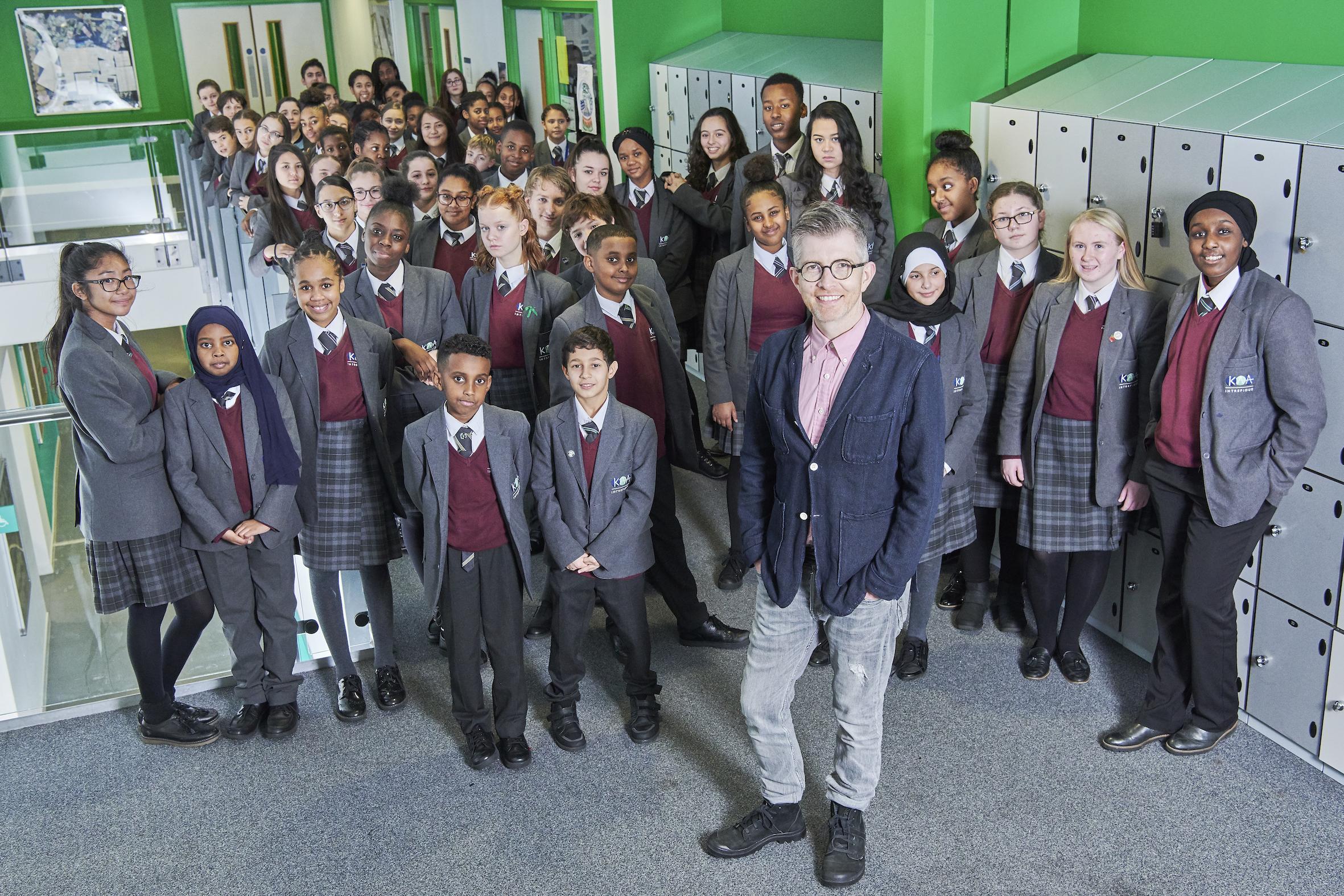 The Choir - Our School by the Tower - Twenty Twenty / BBC Two