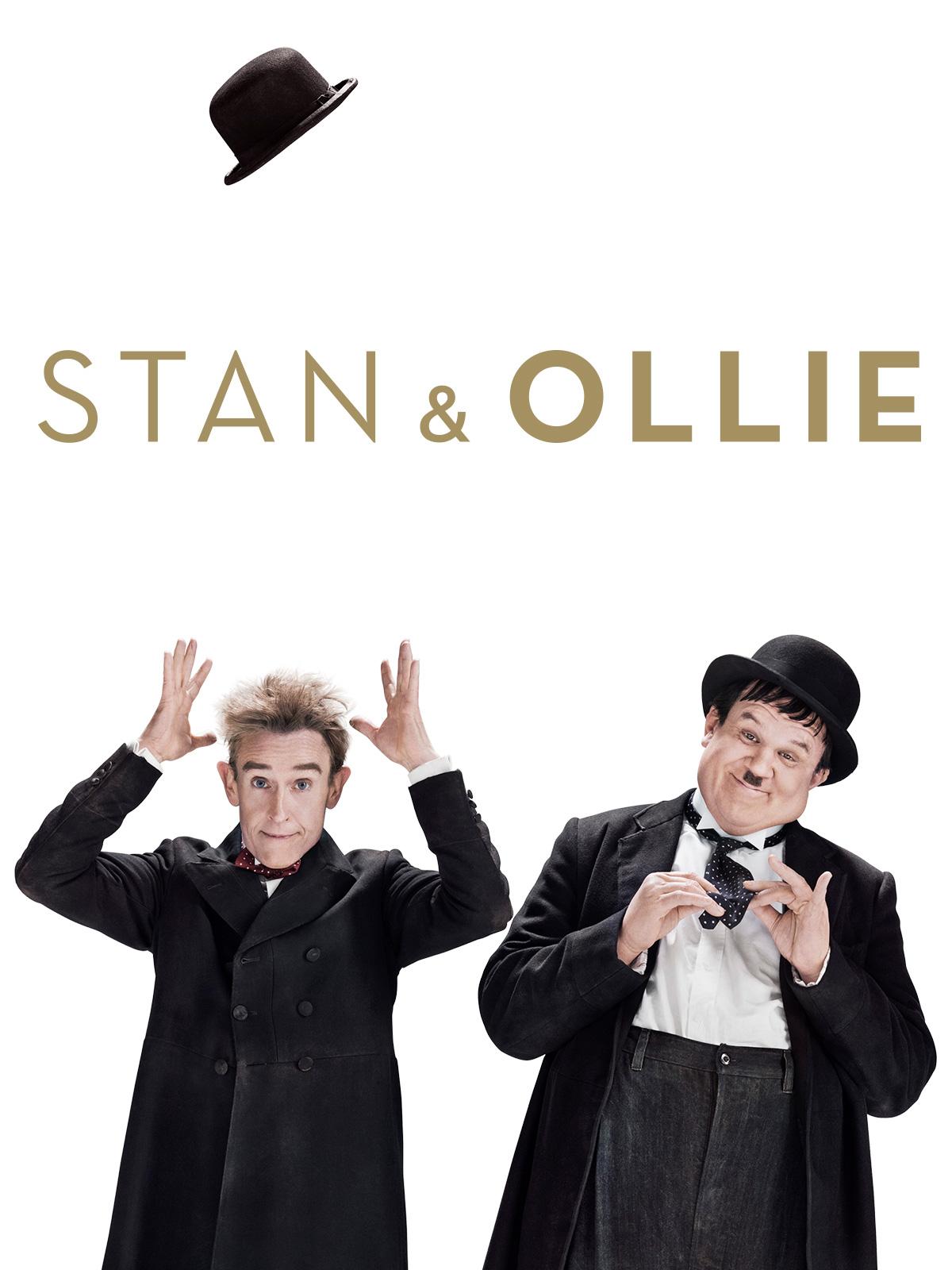 Film Publicity: Stan & Ollie