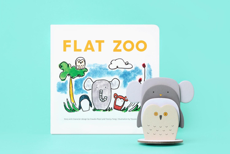 Shop 'Flat Zoo'