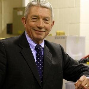 Philip Richardson, Managing Director of Medgraphics Ltd
