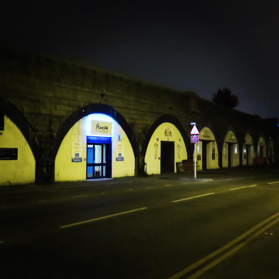 AKR Fitness, The Arches, South College Street