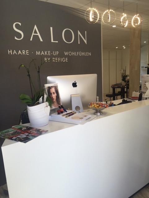 Salon Refige Friseur Bochum Tresen