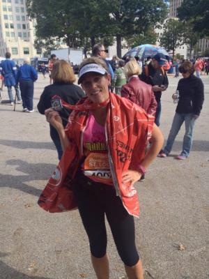 Marathon Missy Gray Endurance Runner