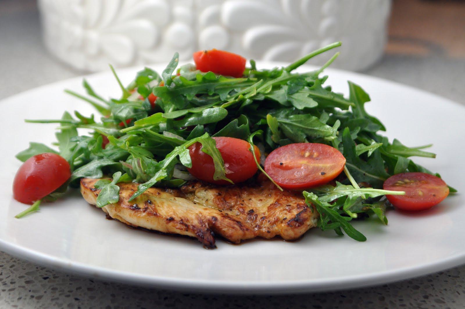 Photo from : Impeccable Taste -Chicken Paillard