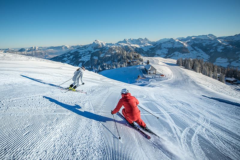 Shooting TVB Kitzbühel - Skiing Hahnenkamm