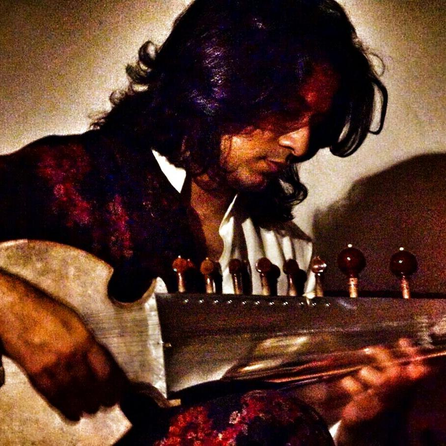 Ameen Ali Khan - 5 Arts La'Olam .JPG