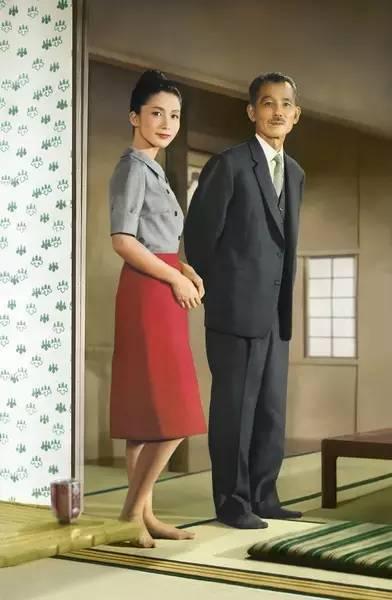 《秋刀鱼之味》剧照