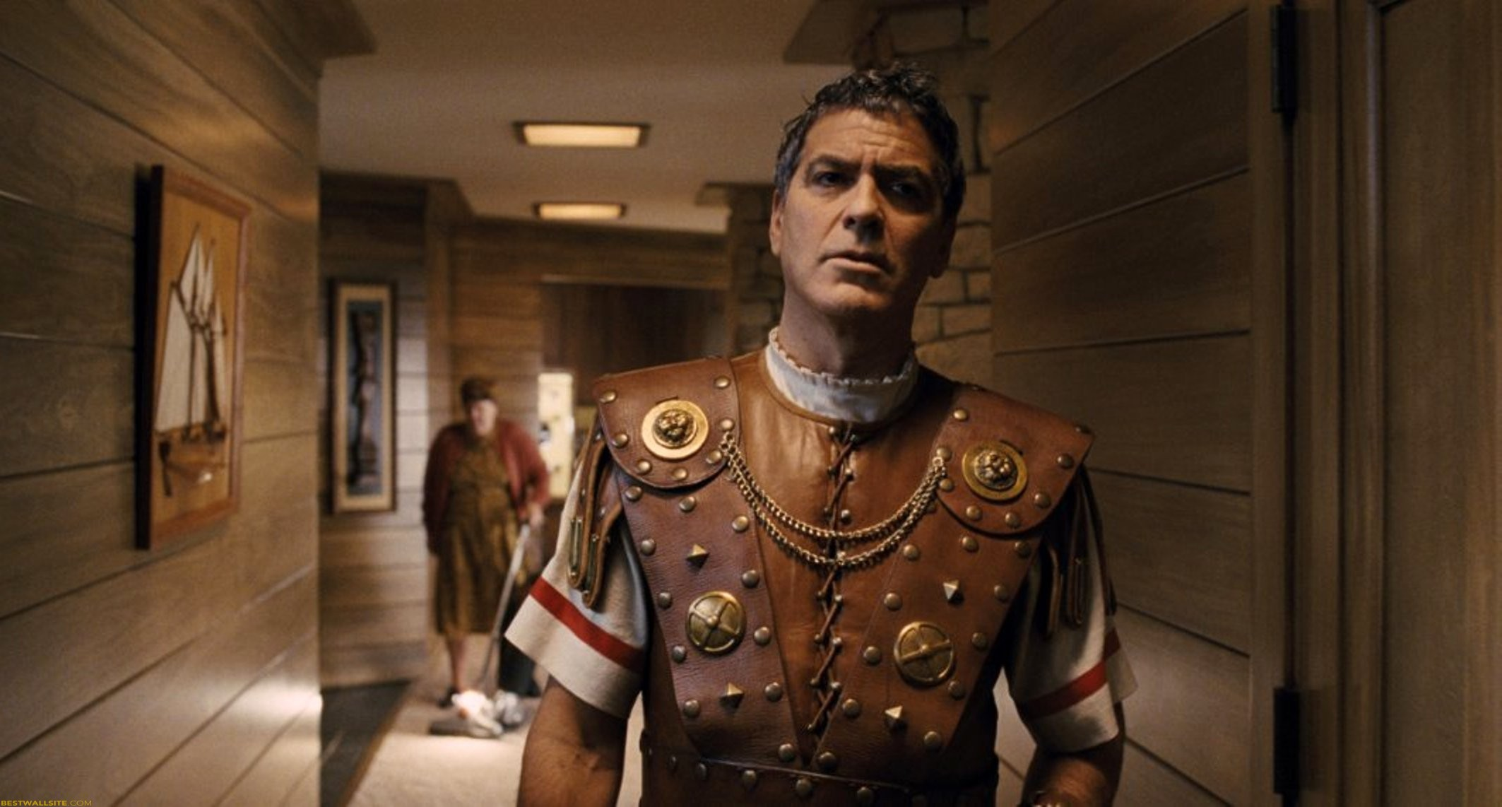 《凯撒,万岁!》中的乔治·克鲁尼