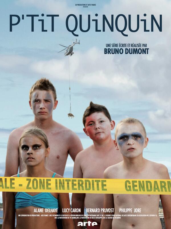 《小孩子》,导演布鲁诺·杜蒙。2014年《电影手册》2014十佳第一名