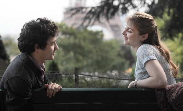 《青春的三段回忆》剧照,导演阿诺·德斯普里钦。
