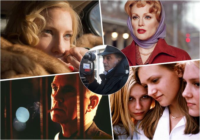 《卡罗尔》是这位摄影指导与托德·海因斯的第四次合作,并为他带来了Camerimage金蛙奖和影评人协会奖。