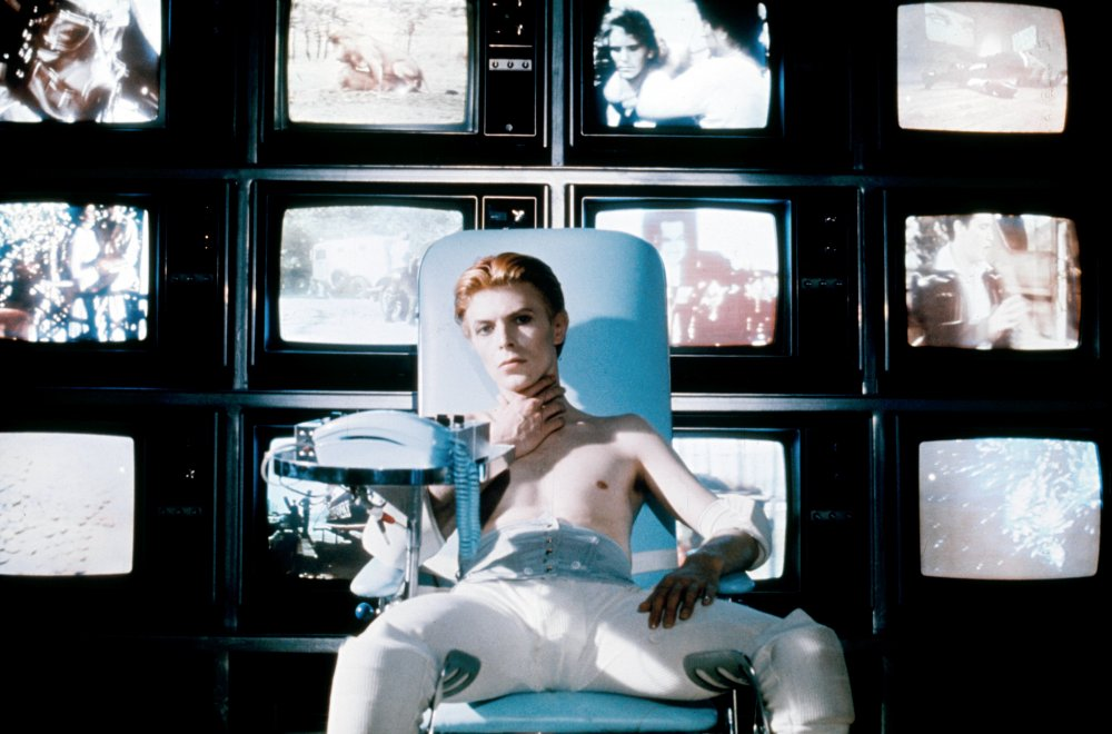 天外来客 The Man Who Fell to Earth (1976)