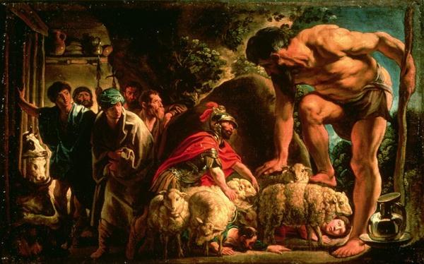 希腊史诗《奥德赛》