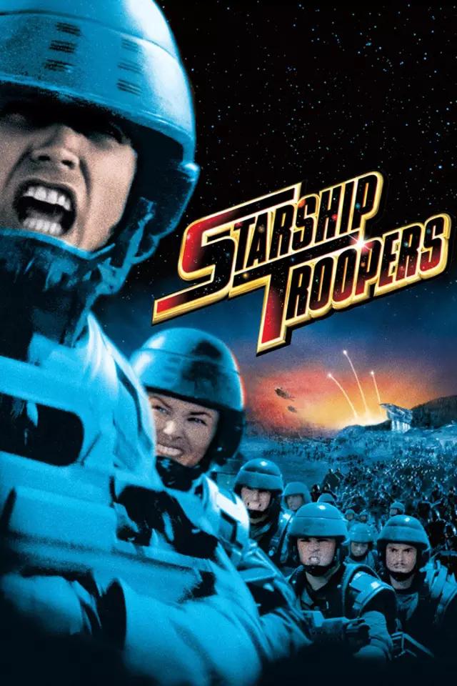 星河战队 Starship Troopers (1997)