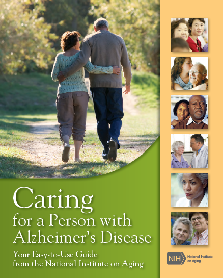 NIH: Caring for a Person with Alzheimer's Disease