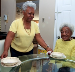 Milestones E-news: Caregiver's many acts of love