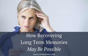 How Recovering Long Term Memories May Be Possible