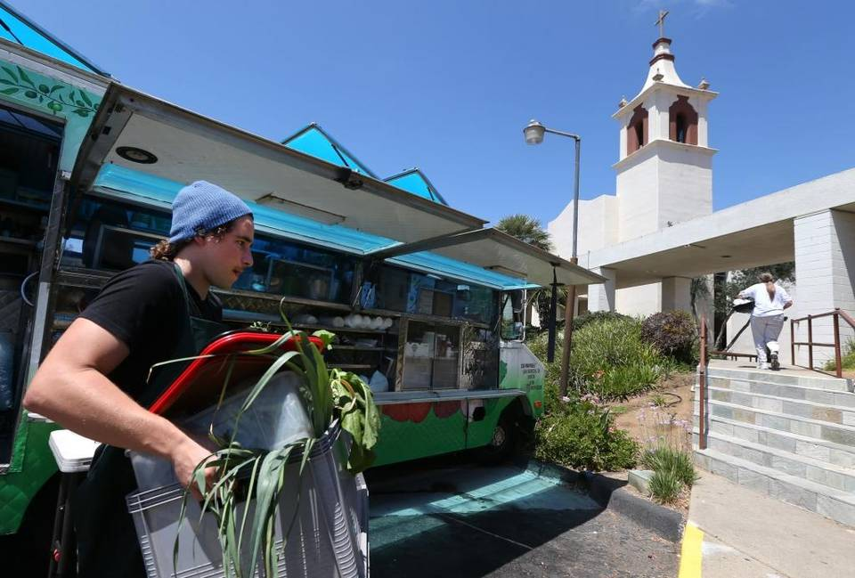 Fighting poor nutrition among California seniors – with a food truck