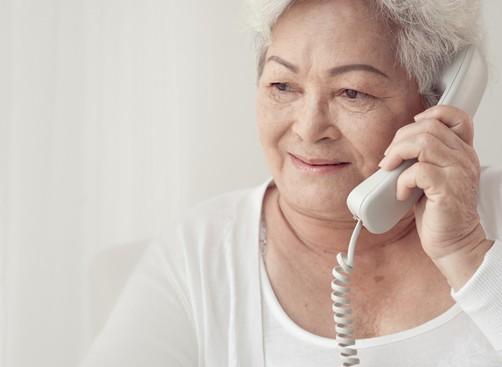 Connecting Parkinson's Caregivers