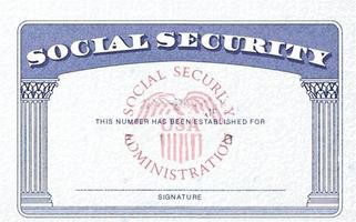 Seniors: Replace Your Social Security Card Online