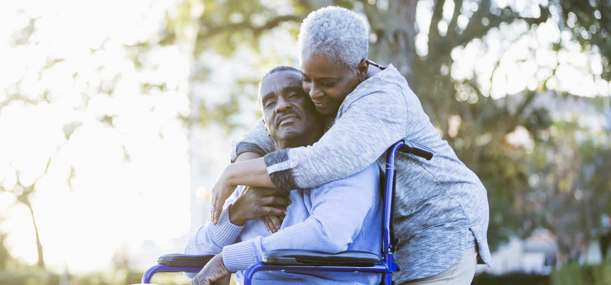 For Caregivers: Don't Burn Out, Find a Respite