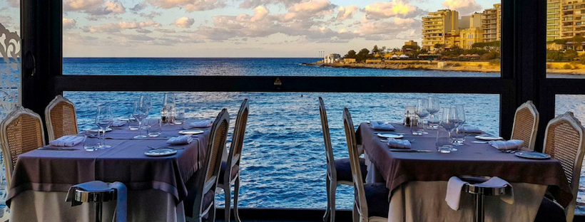 Barracuda Restaurant Fine Dining In Malta