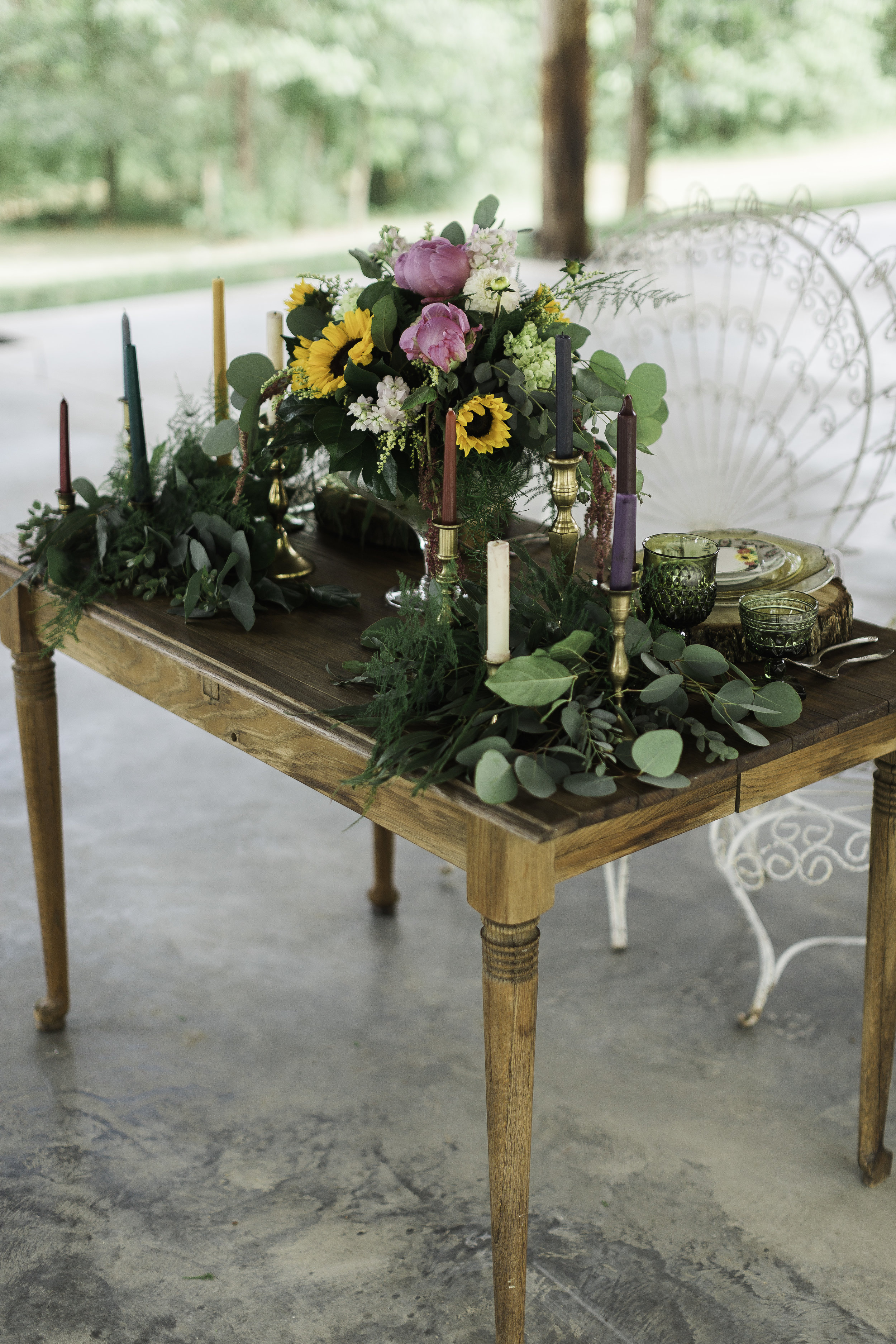 Sweetheart Table~Rental $45