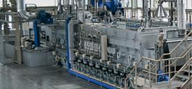 Esempio di installazione dei moduli a rulli ROLLMOD.
