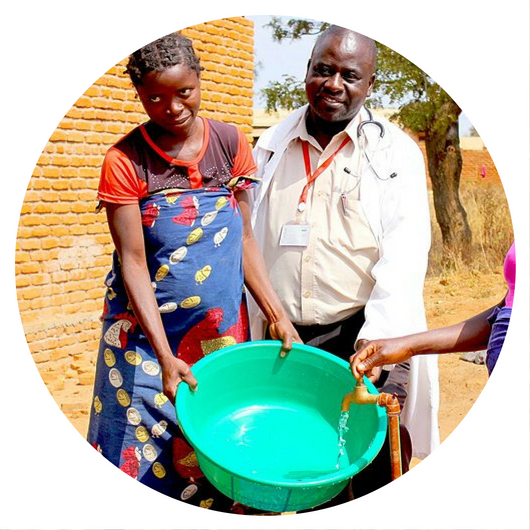 WASH AT HEALTH CENTERS