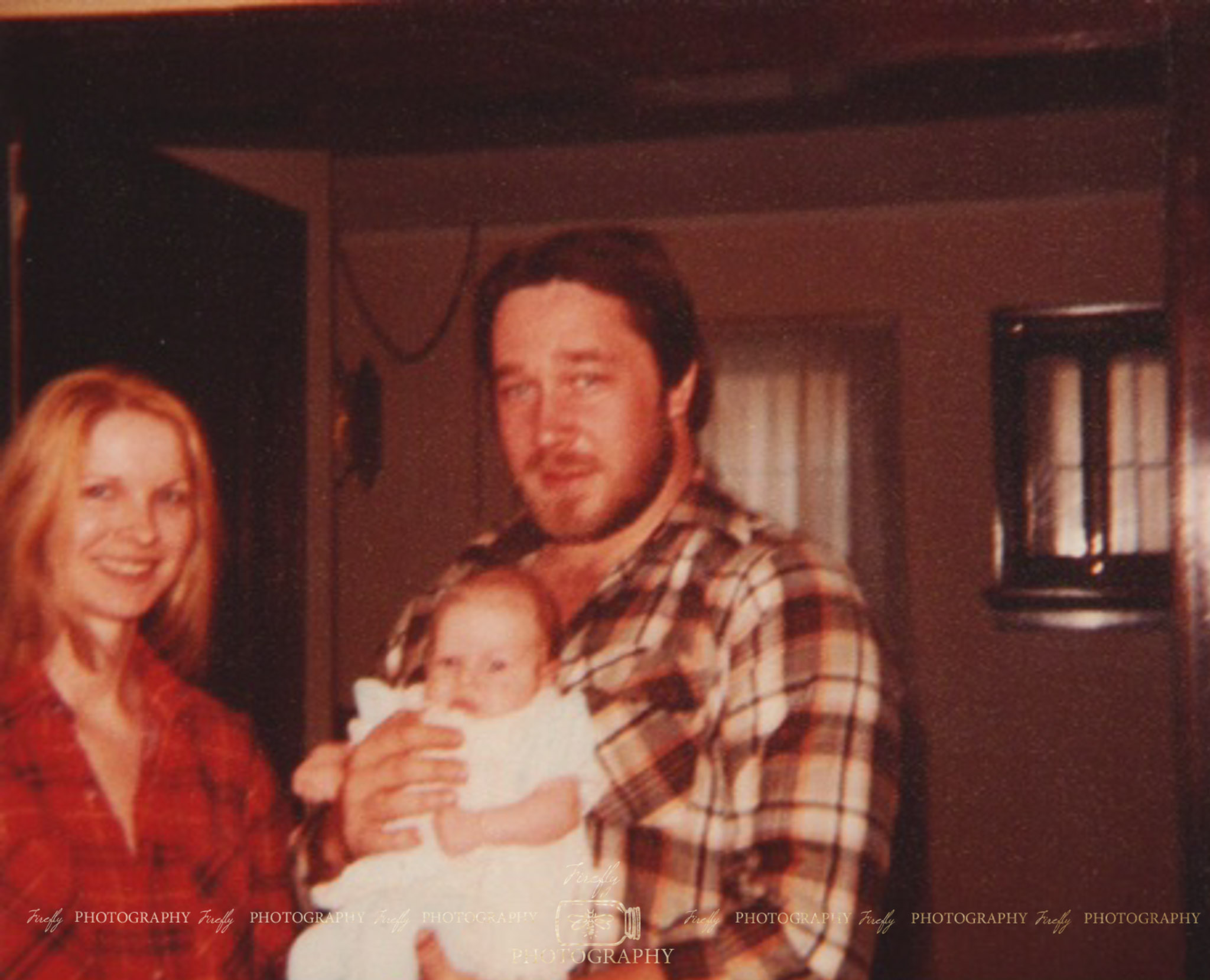 Doesn't my dad look like Russel Crowe?