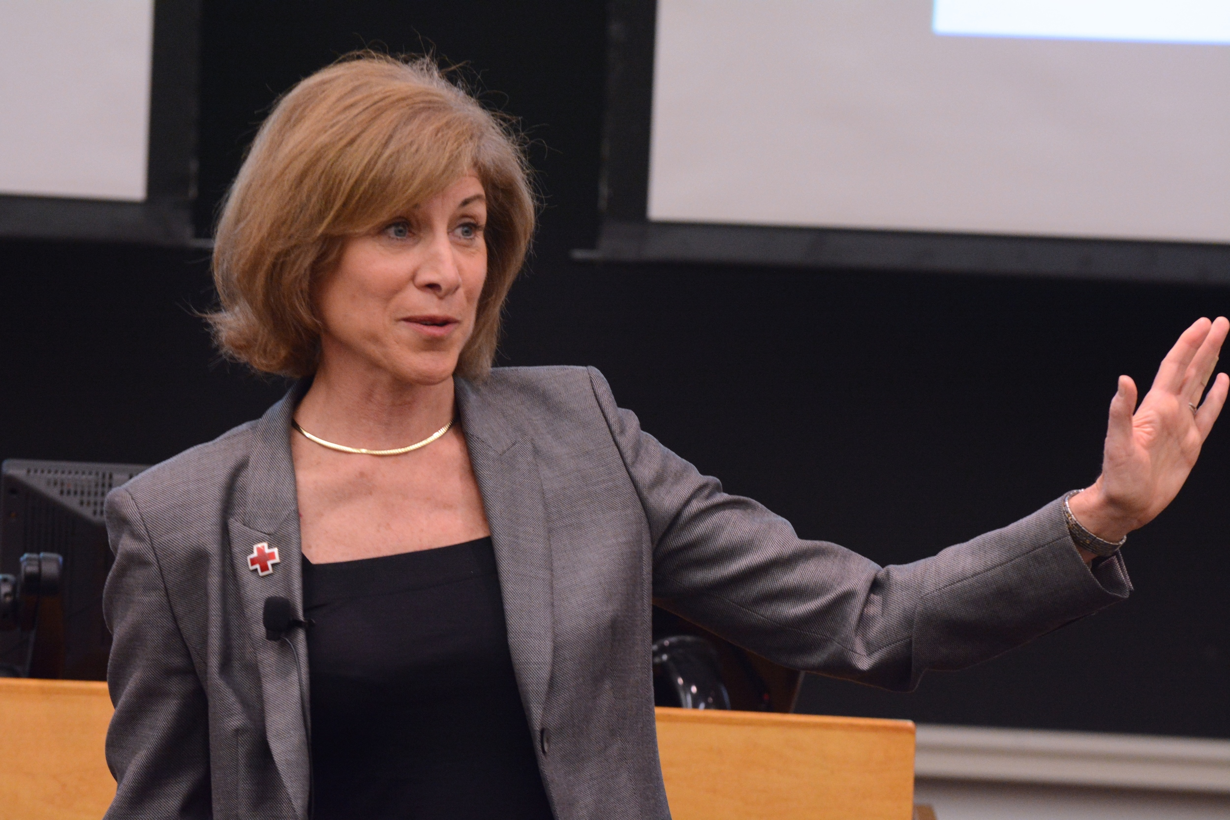 Gail McGovern   CEO & President, American Red Cross