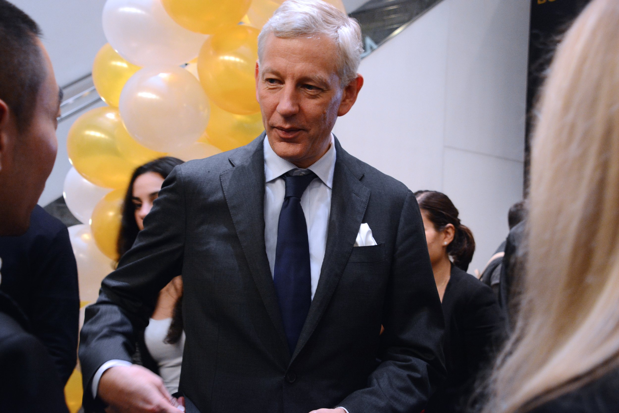 Dominic Barton   Global Managing Director, McKinsey & Co.