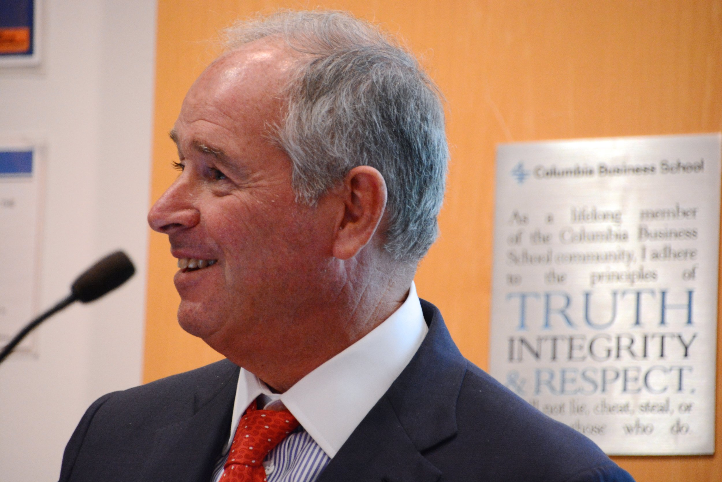 Steven A. Schwarzman   Co-Founder, Chairman & CEO  The Blackstone Group