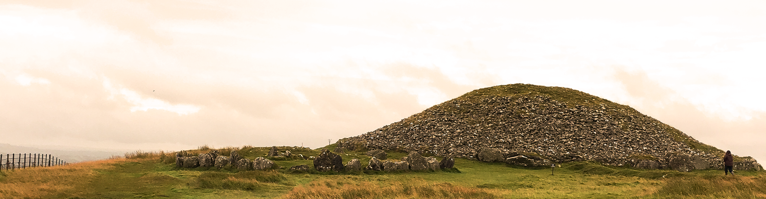 The Cailleach's Cairn T at loughcrew