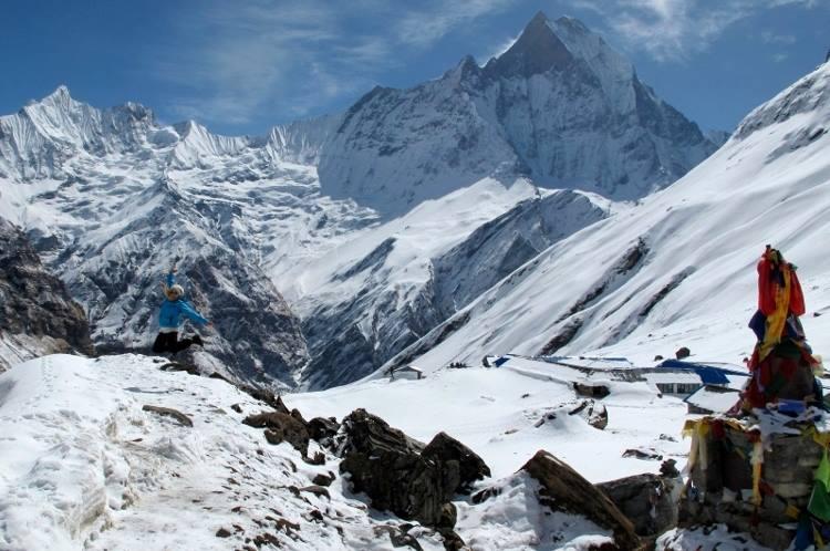 Annapurna Base Camp, Nepal