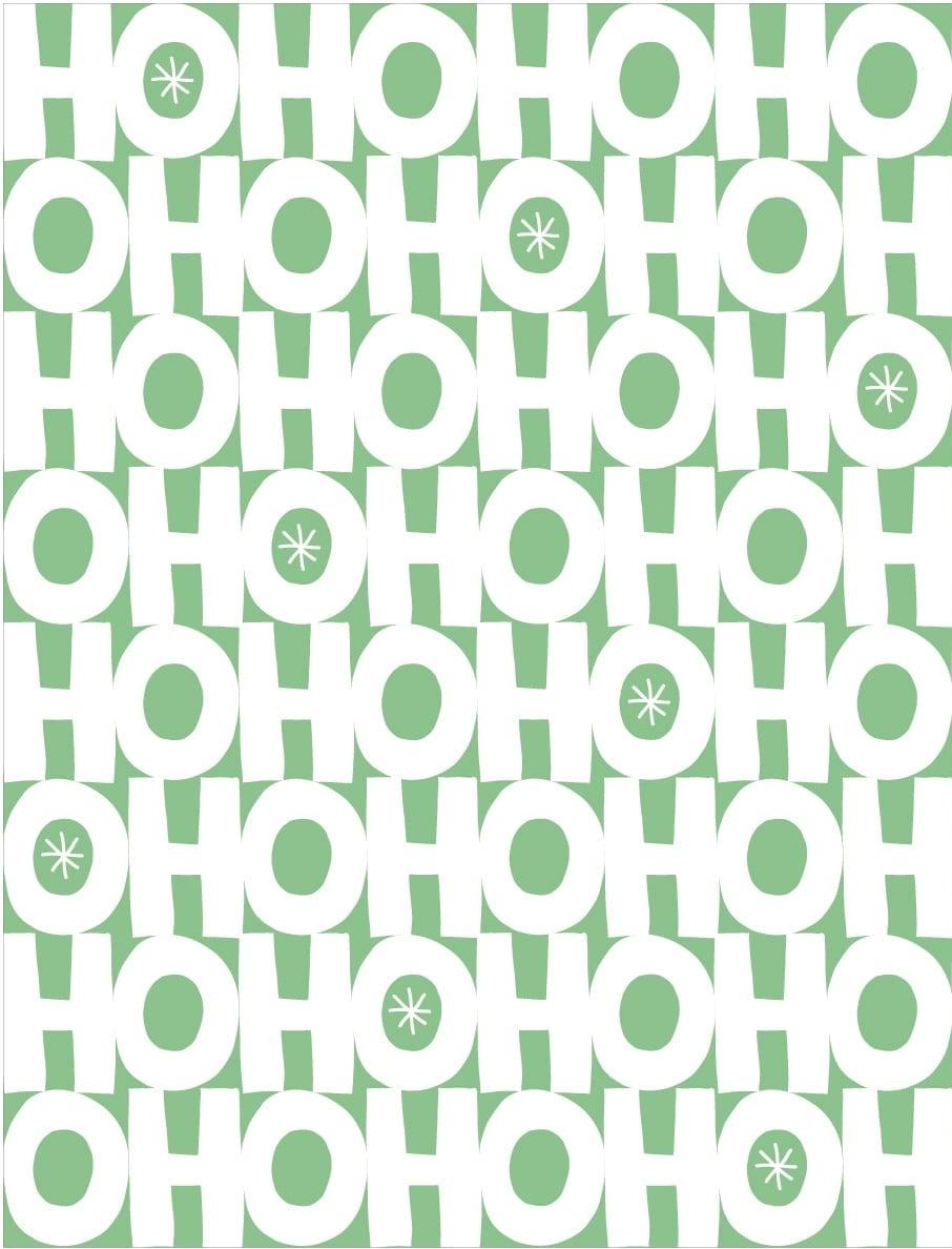 HoHoHo Bedding - Garnet Hill