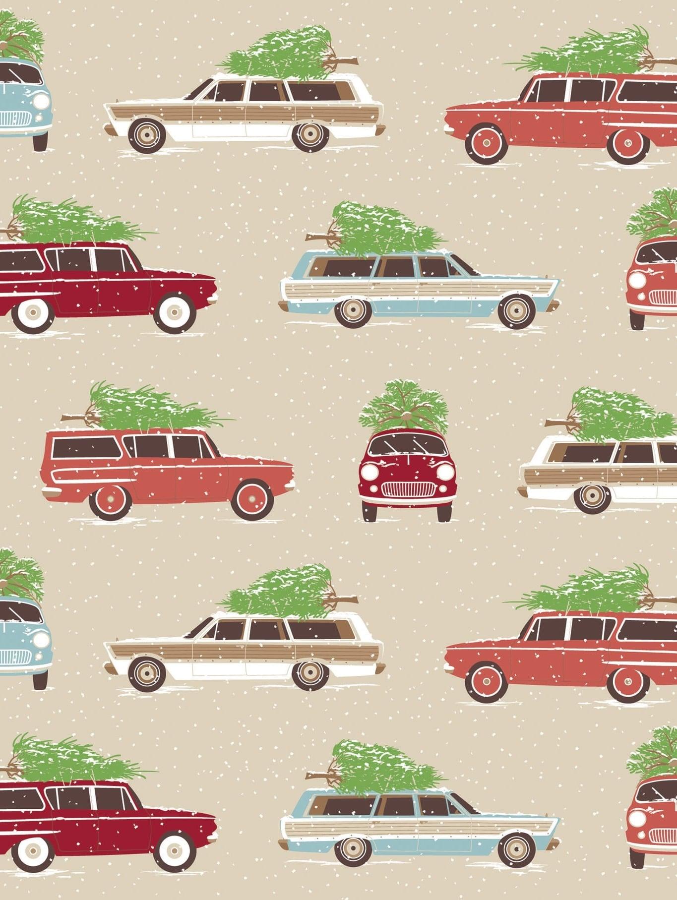 Holiday Road Trip Bedding - Garnet Hill
